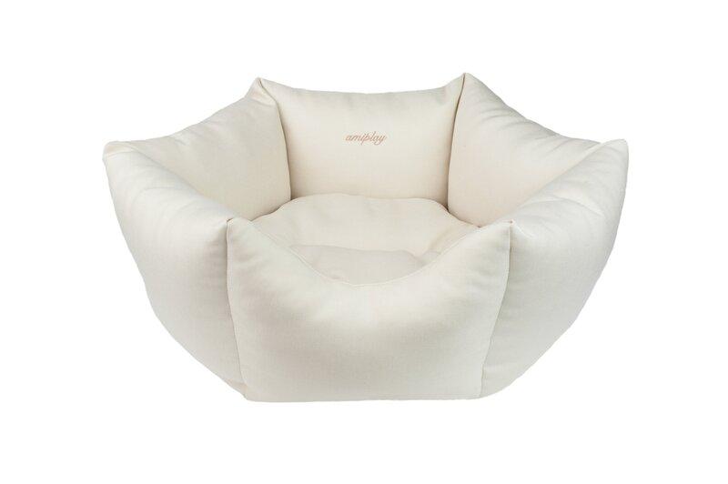 Amiplay guolis Crown Palermo, M, kreminis   kaina ir informacija | Guoliai, pagalvėlės | pigu.lt