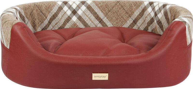 Amiplay guolis Ellipse 2 in 1 Kent, S, bordinis   kaina ir informacija | Guoliai, pagalvėlės | pigu.lt