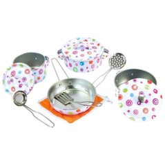 Набор кухонной утвари из металла