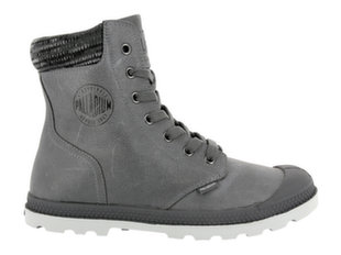 Aulinukai moterims Palladium Pampa Hi Knit Lp