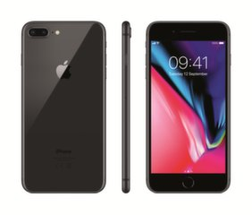 Apple iPhone 8 Plus 256GB, Pilka