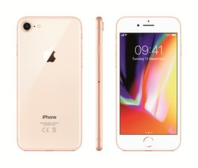 Apple iPhone 8 256GB, Auksinė