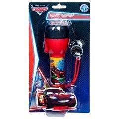 Žibintuvėlis CARS LED