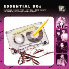 "LP CVC ""Essential 80s"""