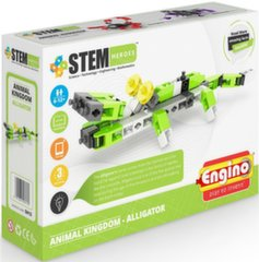 Konstruktorius Stem Heroes Engino, Play to invent