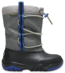 Crocs™ ботинки Swiftwater Waterproof Boot, Black / Blue Jean