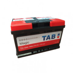 Akumuliatorius TAB Magic 78Ah 720A