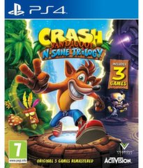 Žaidimas Crash Bandicoot N. Sane Trilogy, PS4