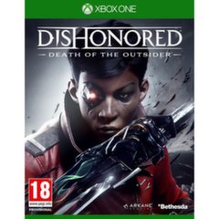 Dishonored: Death of the Outsider, Xbox ONE