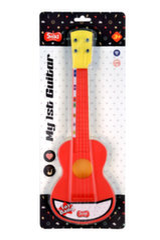 Vaikiška gitara su 4 stygomis, Smiki