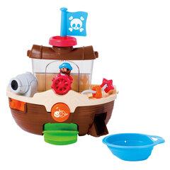 Vonios žaislas Piratų laivas, Smiki kaina ir informacija | Žaislai kūdikiams | pigu.lt