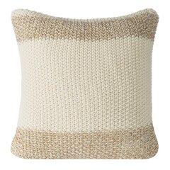 Dekoratyvinis pagalvės užvalkaliukas ELISA, 40x40 cm kaina ir informacija | Dekoratyvinės pagalvėlės ir užvalkalai | pigu.lt