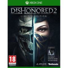 Dishonored 2, Xbox ONE