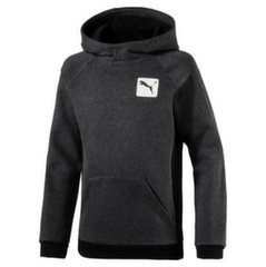 Puma bluzonas Style Hoody, Dark Gray Heather