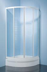 Dušo kabina Sanplast Classic KP-c 80s, polistirenas kaina ir informacija | Paprastosios dušo kabinos | pigu.lt