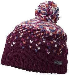 Columbia kepurė mergaitėms Siberian Sky™, Dark Raspberry
