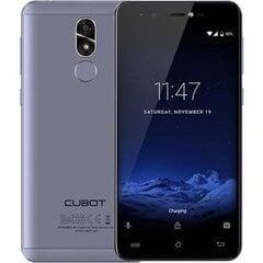 Cubot Note Plus, Dual SIM, Mėlyna kaina ir informacija | Mobilieji telefonai | pigu.lt