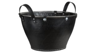 Krepšys malkoms iš perdirbtų padangų kaina ir informacija | Priedai šildymo įrangai | pigu.lt