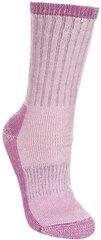 Žygių kojinės su merino vilna moterims Trespass Springer