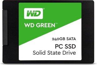 Vidinis kietasis diskas WESTERN DIGITAL WDS240G2G0A