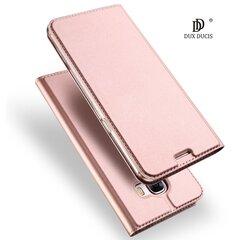 Telefono dėklas Dux Ducis Premium Magnet Case, skirtas Sony Xperia XZ Premium, rožinis auksas kaina ir informacija | Telefono dėklai | pigu.lt