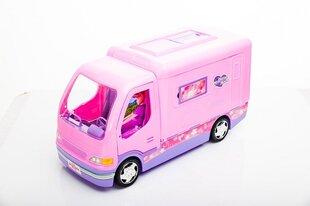 Didelis išlankstomas lėlių kemperis kaina ir informacija | Žaislai mergaitėms | pigu.lt