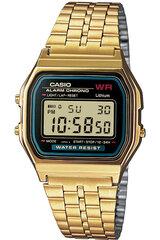 Laikrodis Casio A159WGEA-1EF kaina ir informacija | Laikrodis Casio A159WGEA-1EF | pigu.lt