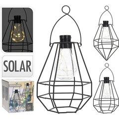 Pakabinamas saulės energija maitinamas LED lauko šviestuvas, 8W