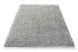 Kilimas Shaggy Grey, 80x150 cm kaina ir informacija | Kilimai | pigu.lt