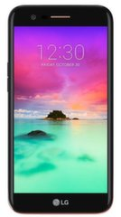 LG K10 (2017) M250N, Single SIM, Juoda