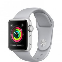 Apple Watch Series 3 GPS, 38mm, Sidabrinė