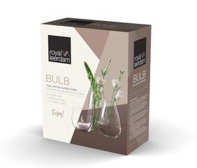 Vazų rinkinys BULB, 3 vnt kaina ir informacija | Vazos | pigu.lt