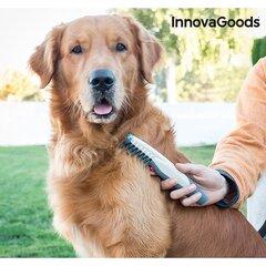 InnovaGoods Elektrinis veltinių šepetys šunims