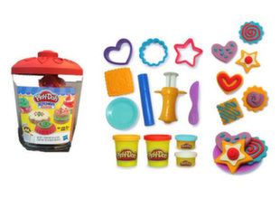 Комплект пластилина Бисквит Play Doh