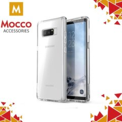 Mocco Ultra Back Case 0.3 mm Silicone Case for Samsung Note 8 Transparent kaina ir informacija | Telefono dėklai | pigu.lt