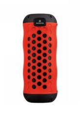 Swissten X-Boom Outdoor IPX5 Carabiner / Silikon Speaker Bluetooth / 10W / 360 Surround / Micro SD / Red