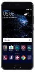 Huawei P10, 64 GB, Single SIM, Juoda kaina ir informacija | Mobilieji telefonai | pigu.lt
