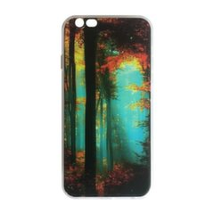 Mocco Trendy Forest Silicone Back Case for Samsung J330 Galaxy J3 (2017)