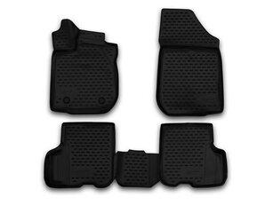 Guminiai kilimėliai 3D DACIA Logan/ Logan MCV, 2012->, 4 pcs. /L11009 kaina ir informacija   Modeliniai guminiai kilimėliai   pigu.lt