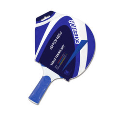 Stalo teniso raketė Spokey Exterior II, mėlyna kaina ir informacija | Stalo tenisas | pigu.lt