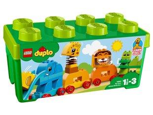 10863 LEGO® DUPLO Mano pirmoji gyvūnėlių kaladėlių dėžutė