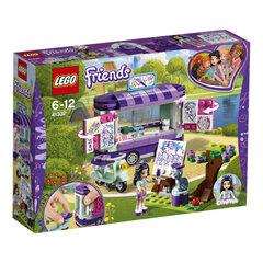 41332 LEGO® FRIENDS Emma meno dirbinių kioskas