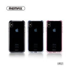Apsauginis dėklas Remax Shield Series Creative Case RM-1651, iPhone X, skaidrus