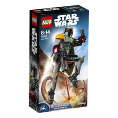 75533 Konstruktorius LEGO® Star Wars™ Constraction Boba Fett™