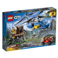 60173 Konstruktorius LEGO® City Police Suėmimas kalnuose