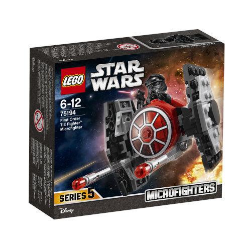 75194 LEGO® STAR WARS™ Mažasis kovotojas First Order TIE Fighter™