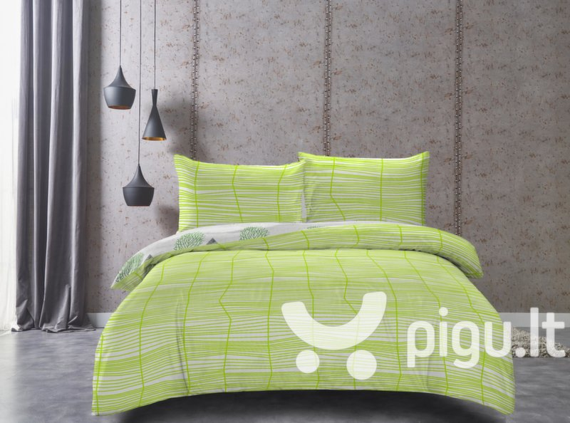DecoKing patalynės komplektas Ducato Collection Greenleaf, 2 dalių