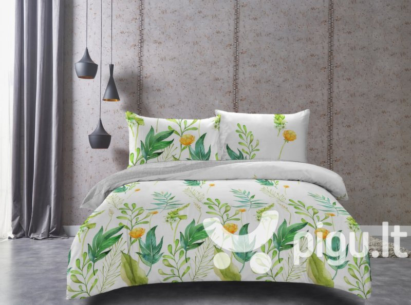 Decoking patalynės komplektas Ducato Collection Herbal, 3 dalių