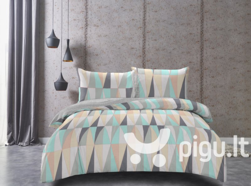 DecoKing patalynės komplektas Ducato Collection Pastellove, 3 dalių