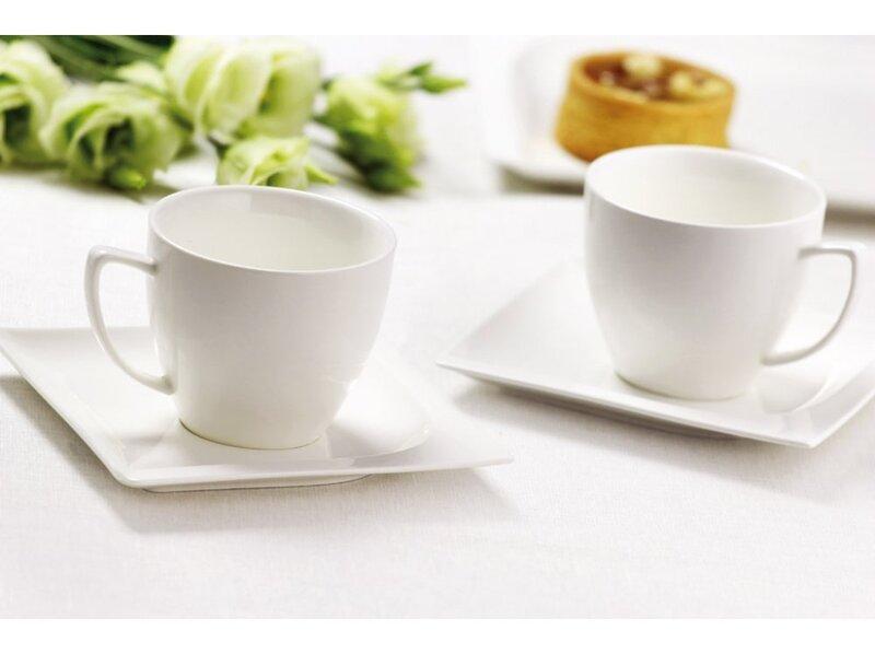 AMBITION lėkštutė puodeliui Monaco, 14x14 cm
